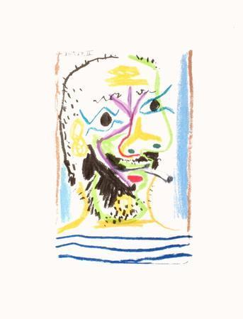 Le Goût du Bonheur 16-Pablo Picasso-Premium Edition