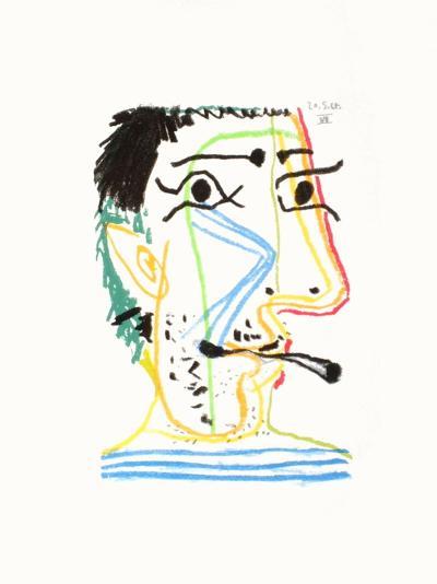 Le Goût du Bonheur 20-Pablo Picasso-Premium Edition