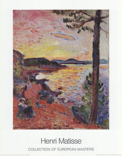 Le Gouter, 1904-Henri Matisse-Art Print