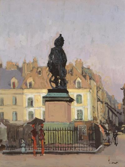 Le Grand Duquesne-Walter Richard Sickert-Giclee Print