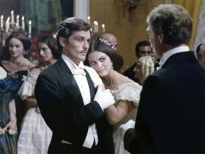 LE GUEPARD, 1963 par LUCHINO VISCONTI with Alain Delon, Claudia Cardinale and Burt Lancaster (photo
