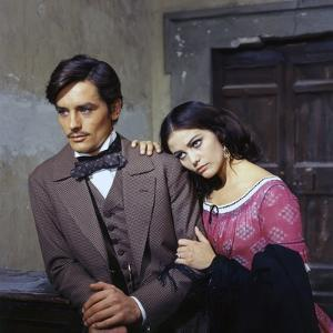 Le Guepard The Leopard by Luchino Visconti with Alain Delon and Claudia Cardinale, 1963 (Palmed'or,