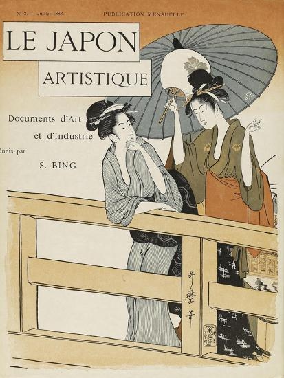 Le Japon artistique, n° 3--Giclee Print