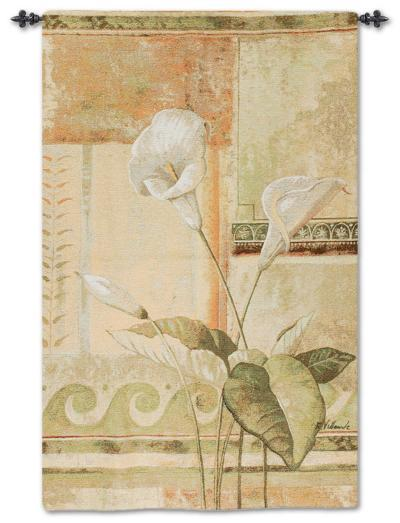 Le Jardin Botanique--Wall Tapestry