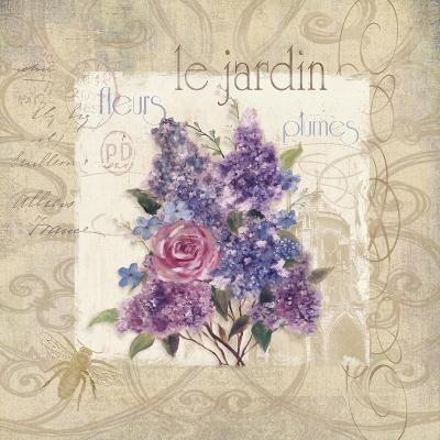Le Jardin-Carol Robinson-Art Print