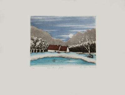Le Lac Gel?-Annapia Antonini-Limited Edition