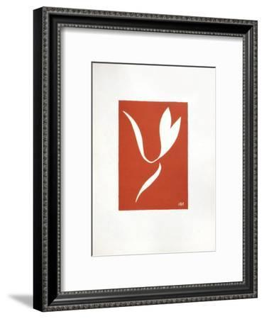 Le Lance-Henri Matisse-Framed Premium Edition