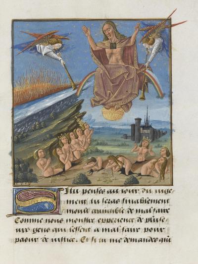 Le Livre de bonnes moeurs de Jacques Legrand--Giclee Print
