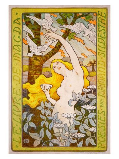 Le Livre de Magda--Giclee Print