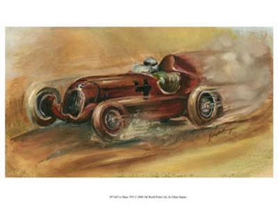 Le Mans, 1935-Ethan Harper-Art Print
