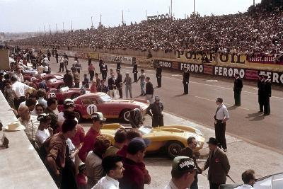 Le Mans Racing Circuit, France, 1959--Photo