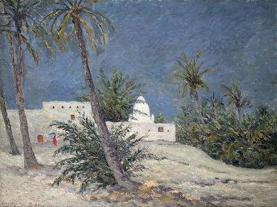Le Marabout de Bou-Chagroune, Sahara, 1913-Maxime Emile Louis Maufra-Giclee Print
