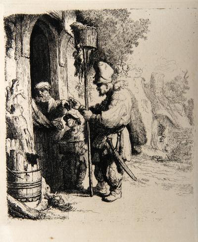Le Marchand de Mort aux Rats (B121)-Amand Durand-Collectable Print