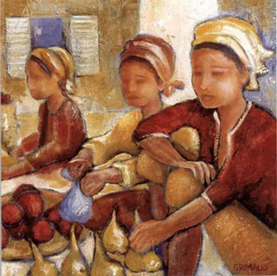 Le Marche II-Mathilde Grimaud-Art Print