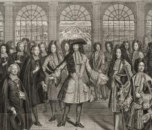 Le mérite récompensé par Louis Le Grand dans la distribution des dignitées de l'église et des