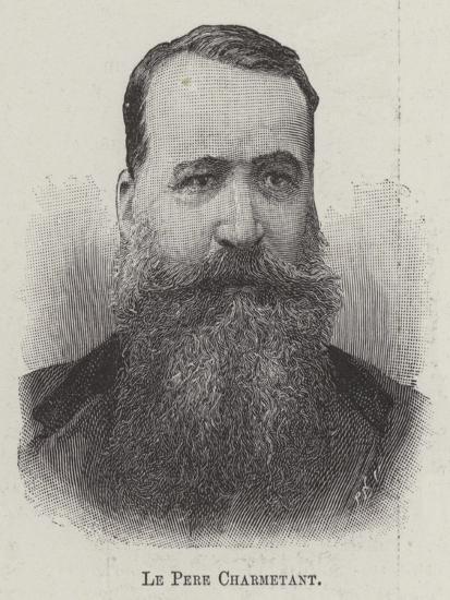 Le Pere Charmetant--Giclee Print