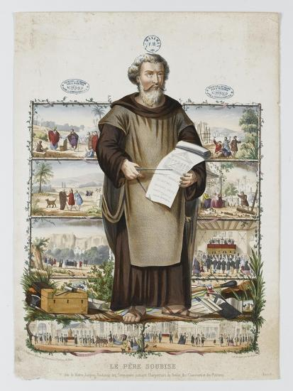 Le père Soubise--Giclee Print