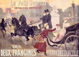 Le Petit Journal, Les Deux Frangines
