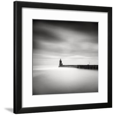 Le Phare-Wilco Dragt-Framed Photographic Print