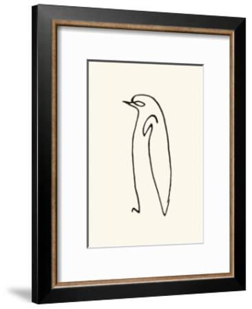 Le Pingouin, c.1907-Pablo Picasso-Framed Serigraph