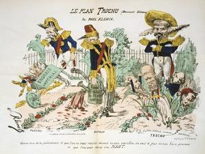 Le Plan Trochu, 1870-1871