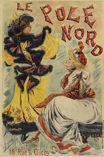 Le Pole Nord-Marcus Jules-Giclee Print