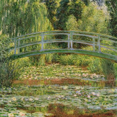 Le Pont Japonais, Giverny-Claude Monet-Art Print