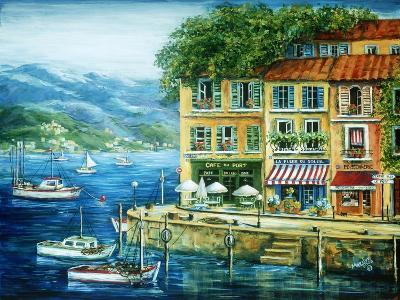 Le Port-Marilyn Dunlap-Art Print