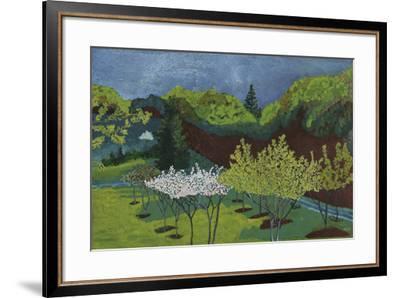 Le Printemps-Gaetan Caron-Framed Giclee Print