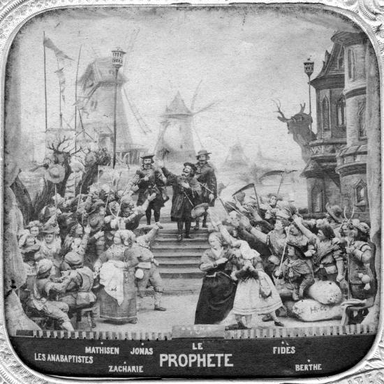 Le Prophète, Opera, Late 19th Century--Photographic Print