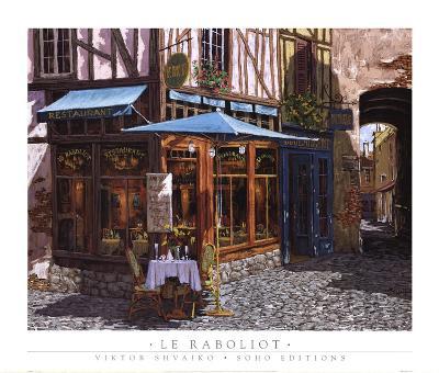 Le Raboliot-Viktor Shvaiko-Art Print
