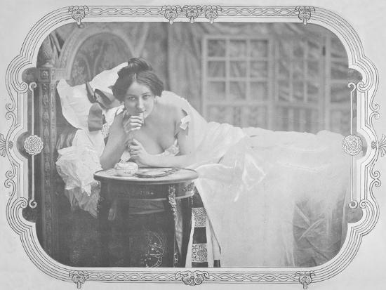 'Le Reconfort', 1900-Unknown-Photographic Print