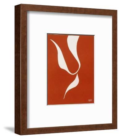 Le Retenu-Henri Matisse-Framed Premium Edition