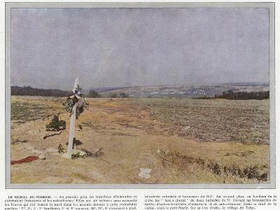 Le Signal Du Poirier-Jules Gervais-Courtellemont-Photographic Print