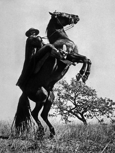 Le Signe De Zorro the Sign of Zorro De Norman Foster Et Lewis R. Foster Avec Guy Williams 1958--Photo