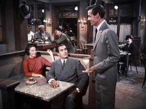 Le Soleil se leve aussi SUN ALSO RISES by HenryKing with Ava Gardner, Tyrone Power and Mel Ferrer,