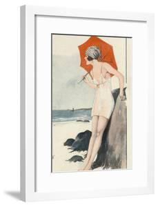 Le Sourire, 1919, France