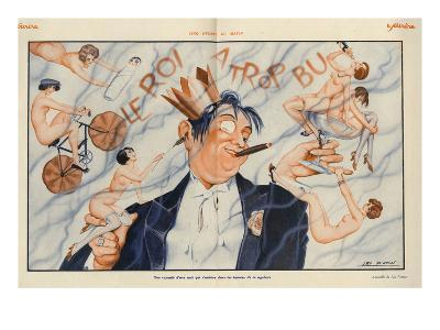 Le Sourire, 1928, France--Giclee Print