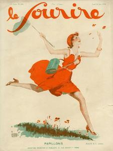 Le Sourire, 1930, France