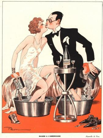 Le Sourire, Glamour Sore Feet, Ache Magazine, France, 1930