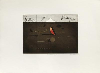 Le Triangle Lunaire-Bezdikian Assadour-Limited Edition