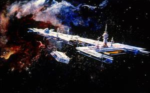 Le Trou Noir the Black Hole De Gary Nelson 1979