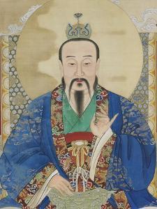 Le vénérable céleste du commencement originel, Yuanshi Tianzun