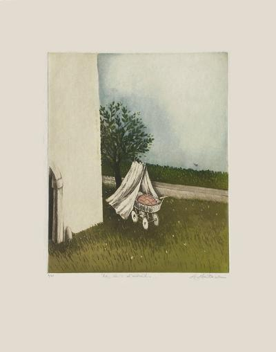 Le Vent D'Avril-Annapia Antonini-Limited Edition