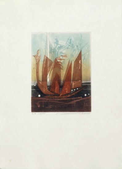 Le voilier--Limited Edition