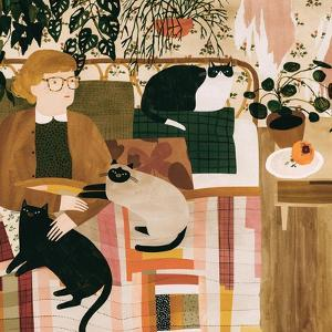 Ready for Autumn, 2019 by Lea Le Pivert