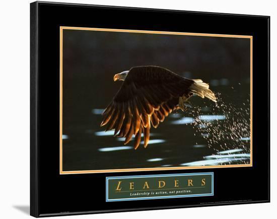Leaders: Bald Eagle--Lamina Framed Art Print