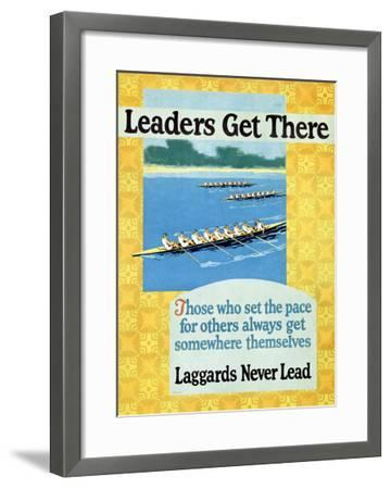 Leaders Get There