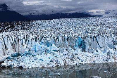 Leading Edge of Glacier and Glacial Pond-Adam Jones-Photographic Print