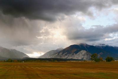 Leadville, Colorado: A Storm Builds in the Colorado High Country-Ben Horton-Photographic Print